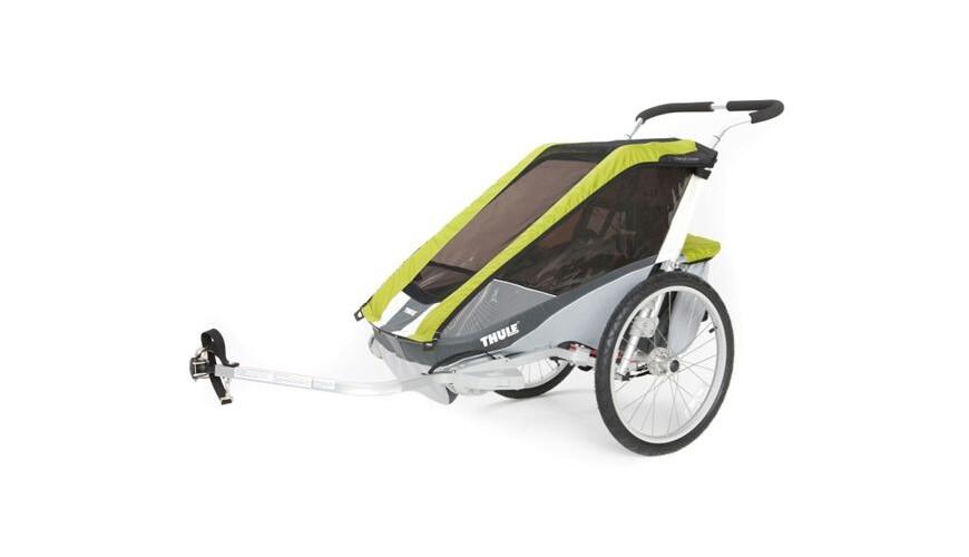 Thule Chariot Cougar 2 + Cycle Kit Avocado (10100937)